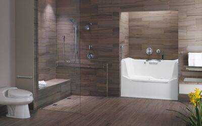 Redesigning your bath for your life